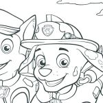 Paw Patrol Print Outs Inspired Printable Coloring Pages for Kids Paw Patrol