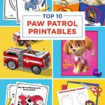 Paw Patrol Print Outs Inspiring Coloring Design Paw Patrol 006 Paw Patrol Print Image Ideas