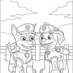 Paw Patrol Print Outs Marvelous Awesome Free Printable Paw Patrol Coloring Pages Also Fresh Nick Jr