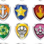 Paw Patrol Printable Badges Fresh Paw Patrol Badge Printable 86 Images In Collection Page 1