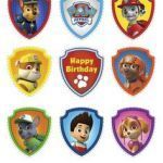 Paw Patrol Printable Badges Unique 12 Best Paw Patrol Badge Images