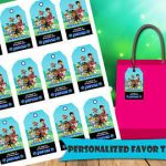 Paw Patrol Printable Badges Unique Chase Thank You Tags