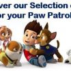 Paw Patrol Printable Decorations Inspiration Free Printable Paw Patrol Party Blowers Oh My Fiesta In English