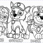 Paw Patrol Printable Pictures Fresh Free Paw Patrol Coloring Pages