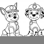 Paw Patrol Printable Pictures New Elegant Paw Patrol Coloring Pages Chase