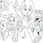 Paw Patrol Printable Pictures New Free Paw Patrol Coloring Pages Awesome Printable Pdf Letter T