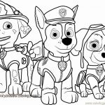Paw Patrol Printable Pictures New Paw Patrol Coloring Pages Luxury Paw Patrol Skye Coloring Paw Patrol