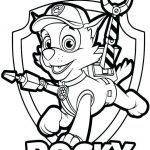 Paw Patrol Rocky Coloring Page Amazing Free Printable Paw Patrol Coloring Pages Beautiful Coloring Pages