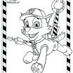 Paw Patrol Rocky Coloring Page Creative Adult Colouring Online – Golfpachuca