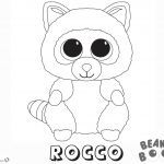 Peanut Beanie Boo Awesome Beanie Boo Coloring Pages Owls