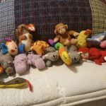 Peanut Beanie Boo Best Of Used Mini Beanie Baby Set for Sale In Canton Letgo