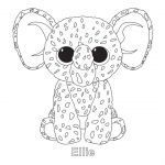 Peanut Beanie Boo New Beanie Baby Coloring Pages Elegant Pin by Laura Noland Coloring