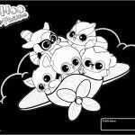 Peanut Beanie Boo New Beanie Boo Coloring Pages
