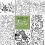 Pengiun Coloring Page Inspired Penguin Colouring Books Fresh Free Printable Christmas Penguin