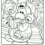 Penguin Pictures to Print Beautiful Club Penguin Coloring Pages Outstanding Penguin Coloring Pages Best