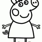 Peppa Pig Coloring Book Amazing 22 Best Peppa Pig Pictures Images In 2014