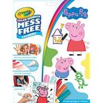 Peppa Pig Coloring Book Amazing Amazon Crayola Color Wonder Coloring Book Pages & Markers Mess