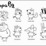 Peppa Pig Coloring Book Awesome 46 Pretty Peppa Pig Coloring Book