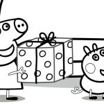 Peppa Pig Coloring Book Awesome Coloring Coloring Pages Printables Cartoon Characters Best now