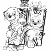 Peppa Pig Coloring Book Best Coloring Books Rocky Paw Patrol Coloring Page Peppa Pig Peppa Pig