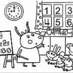 Peppa Pig Coloring Book Best Coloring Coloring Pages Printables Cartoon Characters Best now
