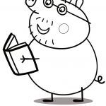 Peppa Pig Coloring Books Brilliant Coloring Ideas astonishing Peppa Pig Drawingoring How to Draw New