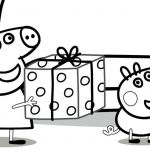 Peppa Pig Coloring Books Excellent Pig Coloring Page 9