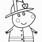 Peppa Pig Coloring Books Exclusive Peppa Pig Coloring Pages Elegant Luxury New Od Dog Coloring Pages
