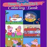 Peppa Pig Coloring Books Marvelous Buy Peppa Pig Season 5 Coloring Book Book Line at Low Prices In