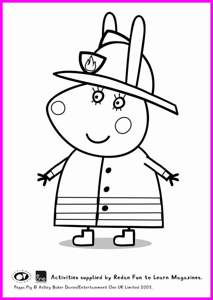 Pig Coloring Pages For Kids With Coloriage Peppa Pig En Ligne Inspir