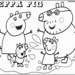 Peppa Pig Coloring Pages Brilliant 46 Pretty Peppa Pig Coloring Book