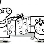 Peppa Pig Coloring Pages Exclusive Pig Coloring Page 9