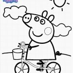 Peppa Pig Coloring Pages Inspiration Peppa Pig Printable Coloring Pages New Police Coloring Pages