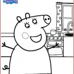 Peppa Pig Coloring Pages Inspired Peppa Pig Coloring Pages White House Coloring Page Elegant