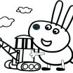 Peppa Pig Coloring Pages Online Exclusive Marvelous Coloring Pages Pig to Print Picolour