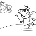 Peppa Pig Coloring Pages Wonderful Pin by Shreya Thakur On Free Coloring Pages
