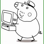 Peppa Pig Pictures to Print Awesome Inspirational Peppa Coloring Page 2019