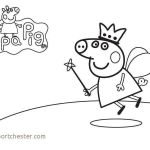 Peppa Pig Pictures to Print Awesome Peppa Pig Coloring Page Lovely Peppa Pig Coloring Pages Unique Peppa
