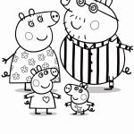 Peppa Pig Pictures to Print Fresh Elegant Pig Faces Coloring Pages – Avodart