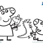 Peppa Pig Pictures to Print Inspirational Fresh Peppa Pig Muddy Puddles Coloring Pages – Nicho