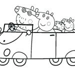 Peppa Pig Pictures to Print Inspirational Peppa Pig Christmas Coloring Pages – Lifewiththepeppers