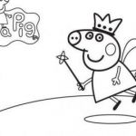 Peppa Pig Pictures to Print New Free Boss Baby Coloring Pages Unique Disegno Peppa Pig Bello top 10