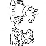 Peppa Pig Pictures to Print New Free Peppa Pig Coloring Pages Best Coloring Pages for Kids Free
