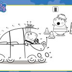 Peppa Pig Pictures to Print New Peppa Pig Coloriage Gefroren Peppa Pig Coloriage Peppa Pig Printable