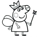 Peppa Pig Pictures to Print Unique Lovely Peppa Pig Car Coloring Pages – Howtobeaweso