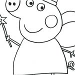 Peppa Pig Pictures to Print Unique Peppa Pig Christmas Coloring Pages – Lifewiththepeppers