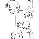 Peppa Pig Pictures to Print Unique Peppa Pig Coloring Book Beautiful 为¥©¥ Peppa Pig Coloring Book