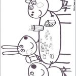 Peppa Pig Printables Awesome Pig Printable Coloring Pages Luxury Colouring New Page Free Template