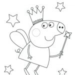 Peppa Pig Printables Inspiration Happy Birthday Coloring Pages for Friends Elegant Peppa Pig Coloring