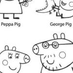Peppa Pig Printables Inspirational Free Peppa Pig Coloring Pages Best Coloring Pages for Kids Free